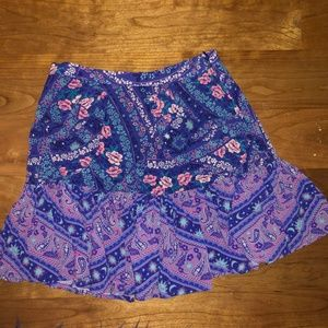 Spell & The Gypsy Collective Skirts - City Lights Mini Skirt - Unworn!